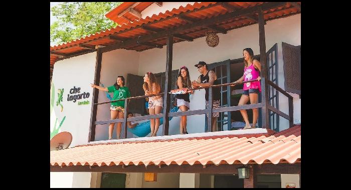 Che Lagarto Hostel Ilha Grande Hostel Jobs